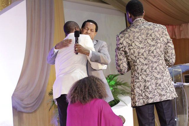 This is what man of God pastor Chris Oyakhilome said about Uebert